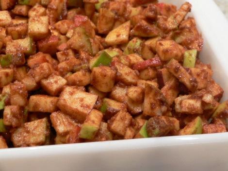 gluten-free apple bake