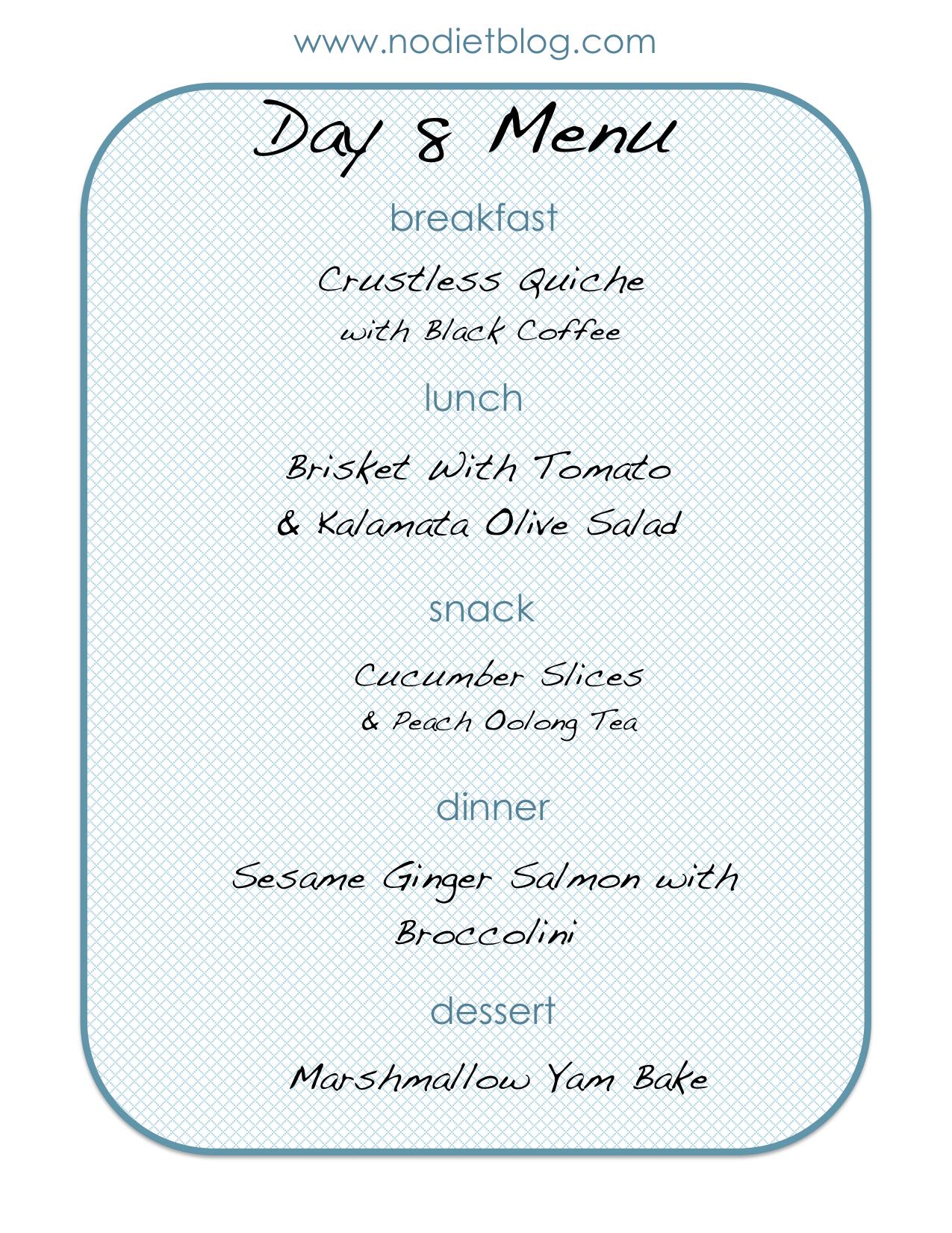 Healthy dinner menus for families