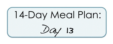 nodietdiet blog healthy meal plan